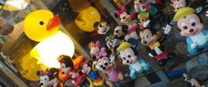ของสะสม เซ็ทตุ๊กตาต่าง ๆ ณ บ้านไม้ชายน้ำ