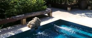 สระน้ำภายใน Pool Villa