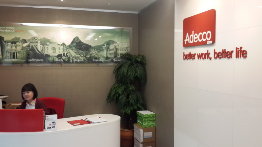 Adecco Singapore Office