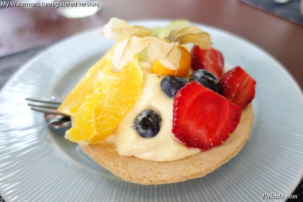 Fruit Tart เมนูขนมหวานนี้อร่อยต้องลองค่ะ