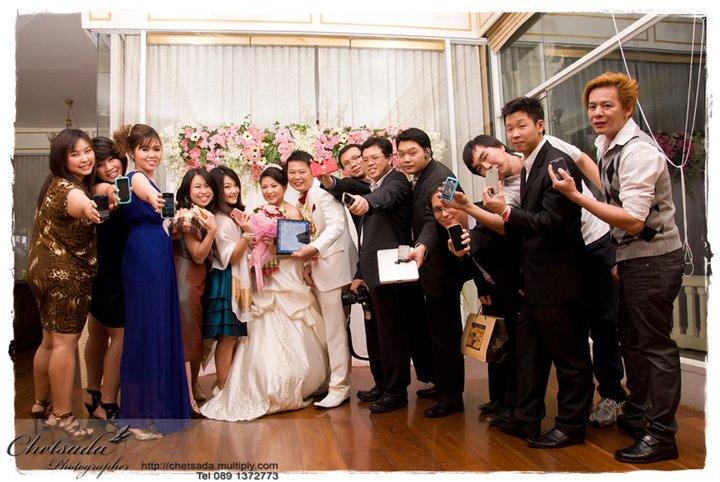 งานแต่งงานพี่ดา-พี่วี