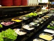 มุม Salad Bar