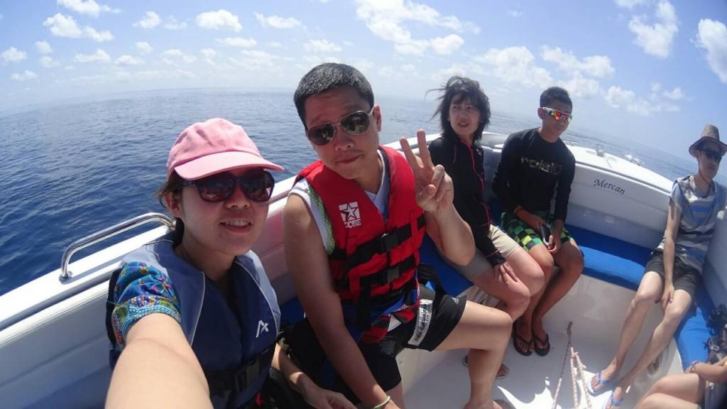 นั่งเรือไปเล่น Para Sailing