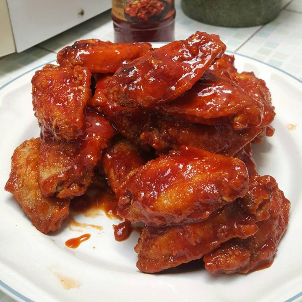 ไก่ทอดบอนชอน ไก่ทอดสไตล์เกาหลี